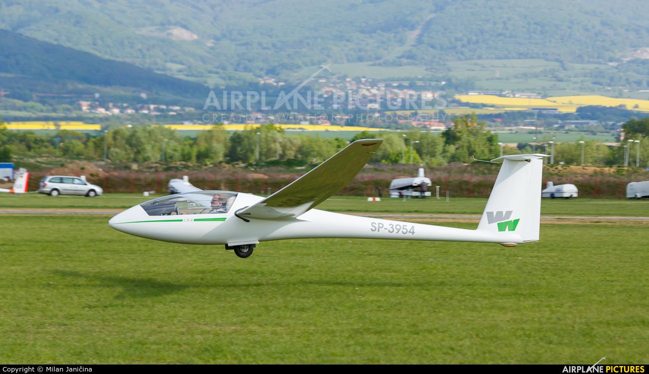 Private SP-3954 aircraft at Prievidza