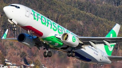 PH-HXM - Transavia Boeing 737-8K2