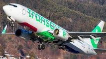 PH-HXM - Transavia Boeing 737-8K2 aircraft