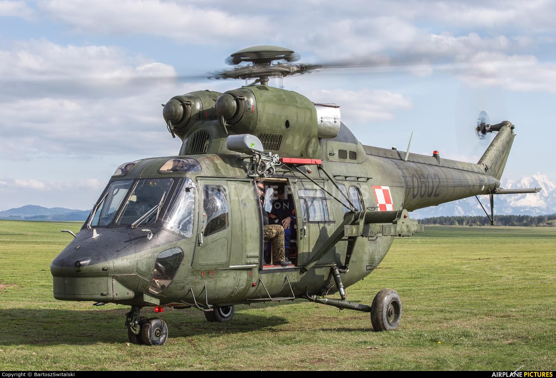 Poland - Air Force 0602 aircraft at Nowy Targ