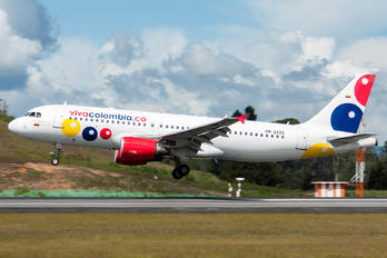 HK-5125 - Viva Colombia Airbus A320