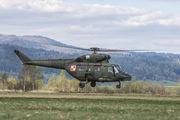 0603 - Poland - Air Force PZL W-3 Sokół aircraft