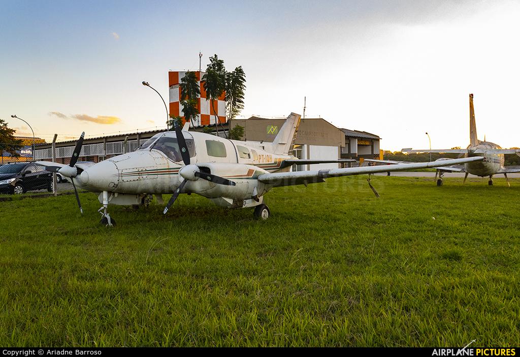 PT-IQH aircraft at São Paulo - Campo de Marte