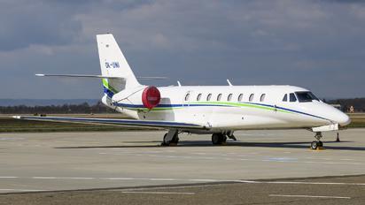OK-UNI - Travel Service Cessna 680 Sovereign