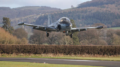G-SOAF - North Wales Military Aviation Services BAC 167 Strikemaster