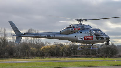 G-UKTV - Private Aerospatiale AS355 Ecureuil 2 / Twin Squirrel 2