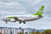 PR-WJF - WebJet Linhas Aéreas Boeing 737-300 aircraft