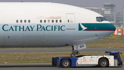 B-KQV - Cathay Pacific Boeing 777-300ER