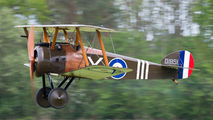 G-BZSC - The Shuttleworth Collection Sopwith Camel aircraft