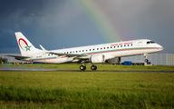 CN-RGR - Royal Air Maroc Embraer ERJ-190 (190-100) aircraft