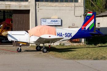 HA-SGK - Private Zlín Aircraft Z-142