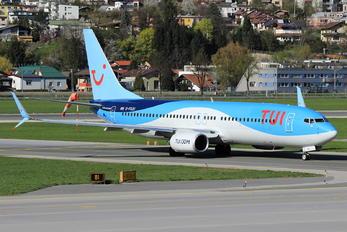 G-FDZU - TUI Airways Boeing 737-800