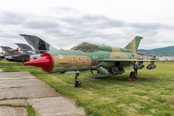 6145 - Hungary - Air Force Mikoyan-Gurevich MiG-21bis