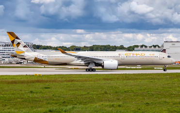 A6-XWB - Etihad Airways Airbus A350-1000