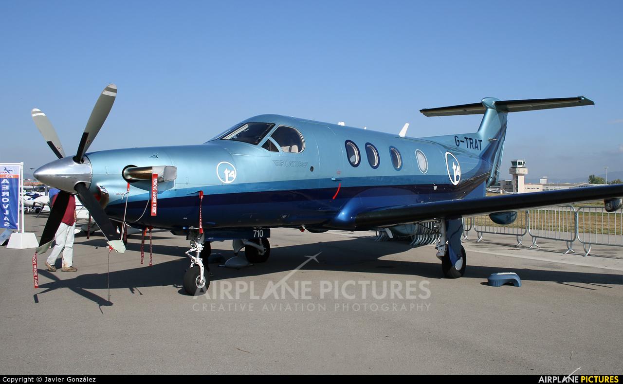 Private G-TRAT aircraft at Sabadell