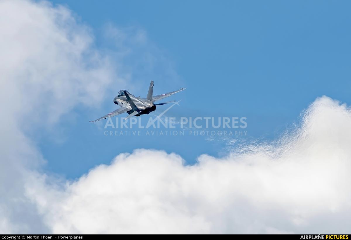 Switzerland - Air Force J-5234 aircraft at Meiringen