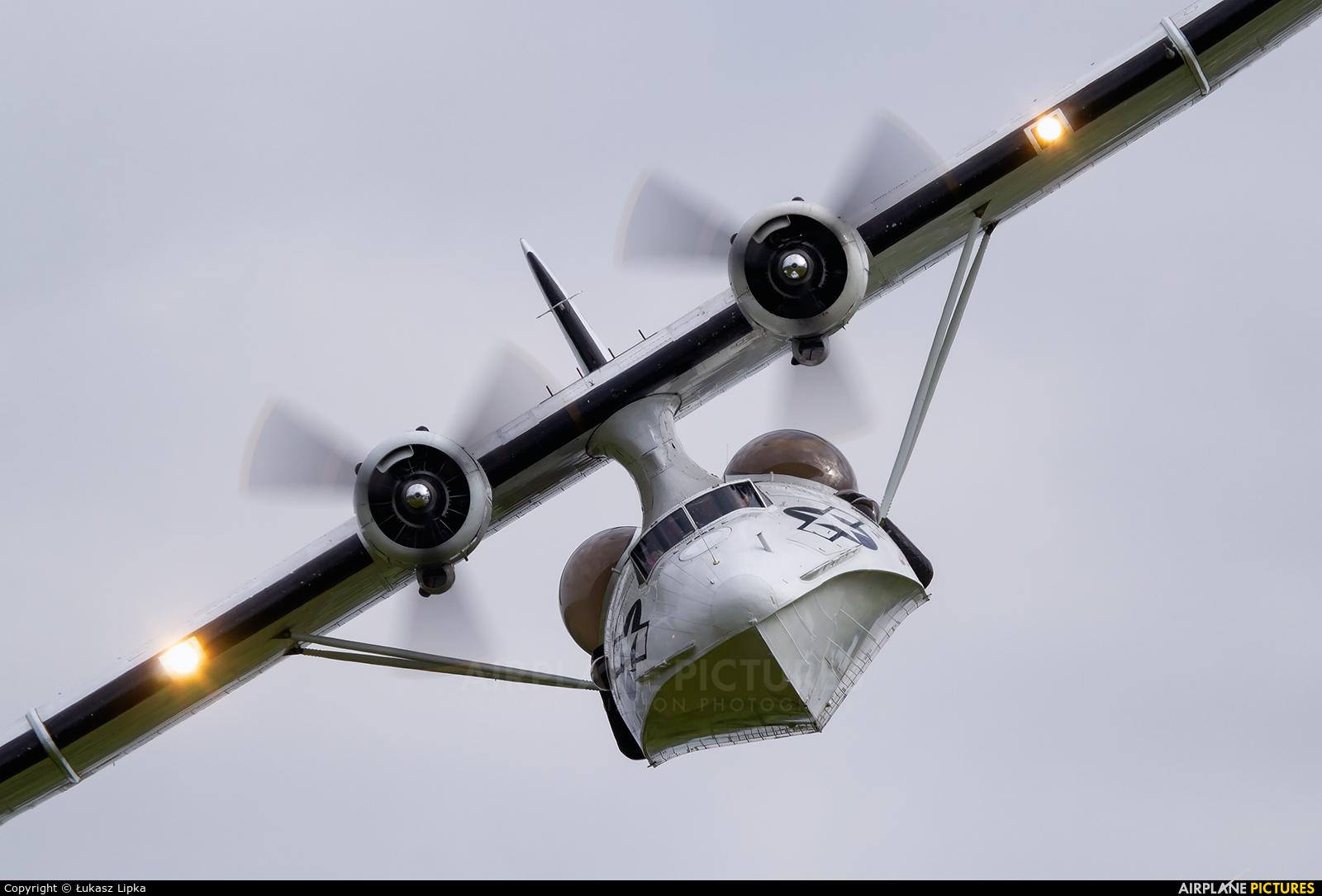 Catalina Aircraft G-PBYA aircraft at Old Warden