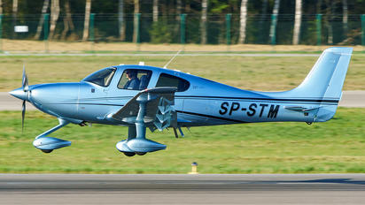SP-STM - Private Cirrus SR-22 -GTS