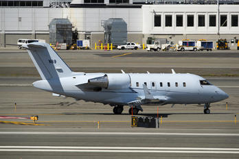 N89 - FAA - Federal Aviation Administration Bombardier CL-600-2B16 Challenger 604
