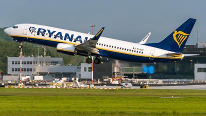 EI-GDF - Ryanair Boeing 737-8AS