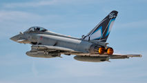36-34 - Italy - Air Force Eurofighter Typhoon S aircraft