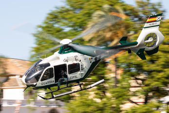 HU.26-17 - Spain - Guardia Civil Eurocopter EC135 (all models)