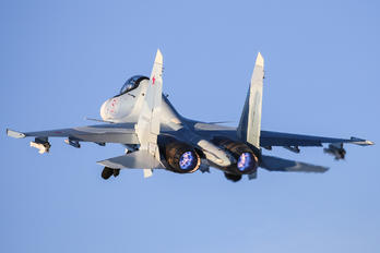 - - Russia - Air Force Sukhoi Su-30SM