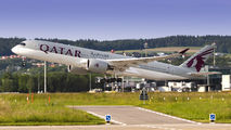 A7-AMH - Qatar Airways Airbus A350-900 aircraft