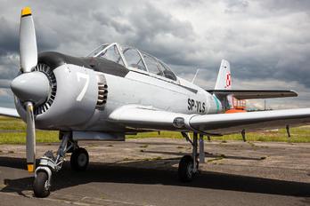 SP-YLS - Private PZL TS-8 Bies