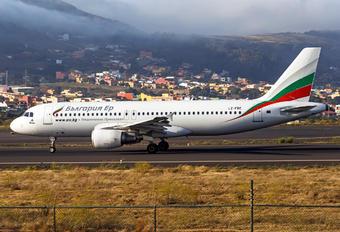 LZ-FBE - Bulgaria Air Airbus A320