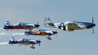 OK-FBC - The Flying Bulls : Aerobatics Team XtremeAir XA42 / Sbach 342