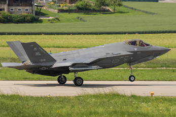 13-5081 - USA - Air Force Lockheed Martin F-35A Lightning II