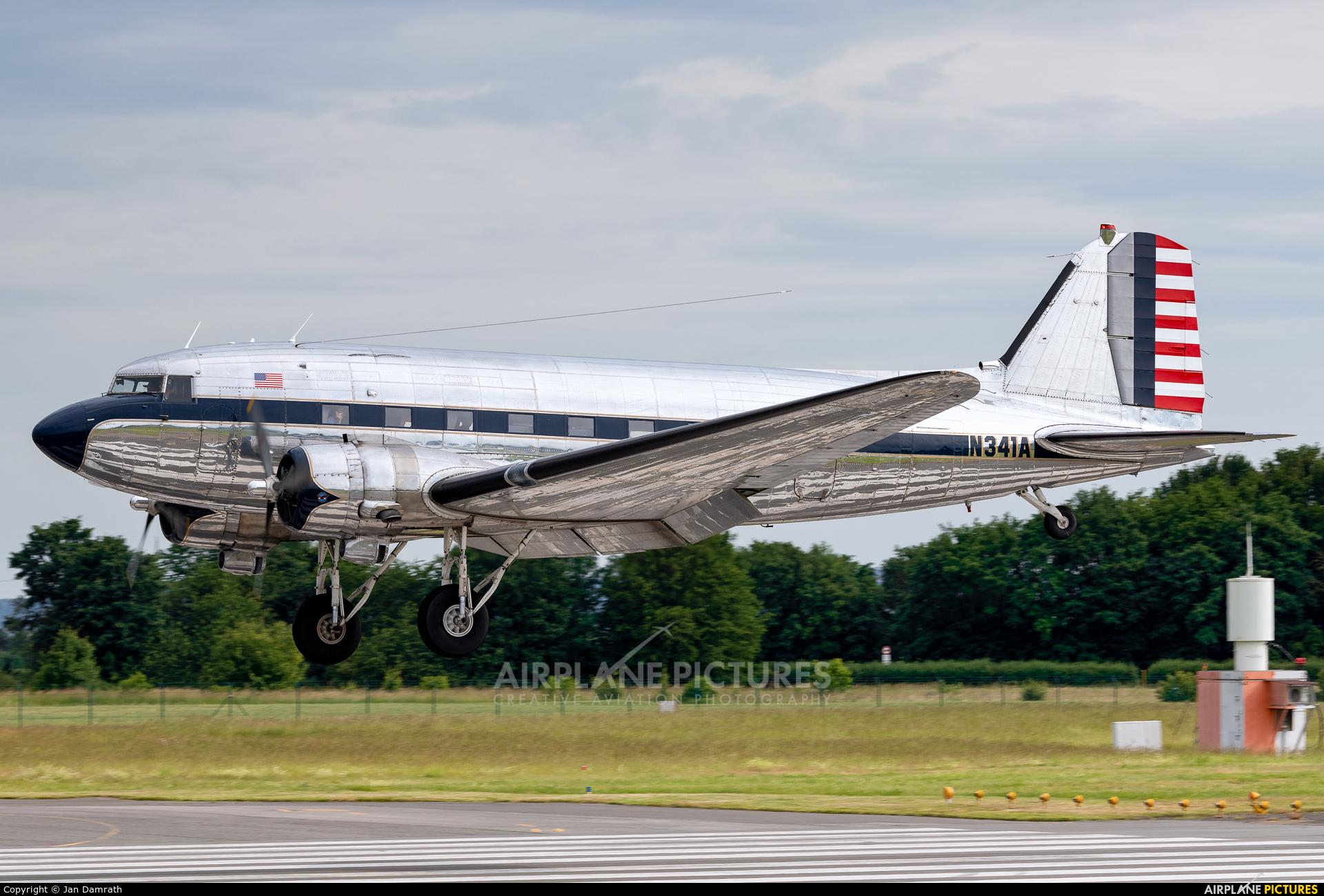 Legend Airways of Colorado N341A aircraft at Flugplatz Wiesbaden-Erbenheim