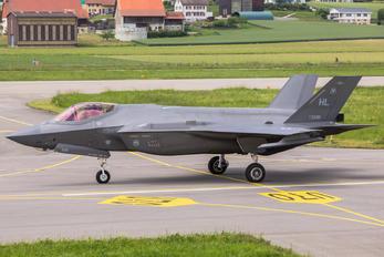 13-5081 - USA - Air Force Lockheed Martin F-35A Lightning II