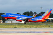 Inaugural flight of Southwest from Norfolk to Nashville title=