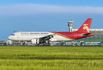 B-6358 - Shenzhen Airlines Airbus A320