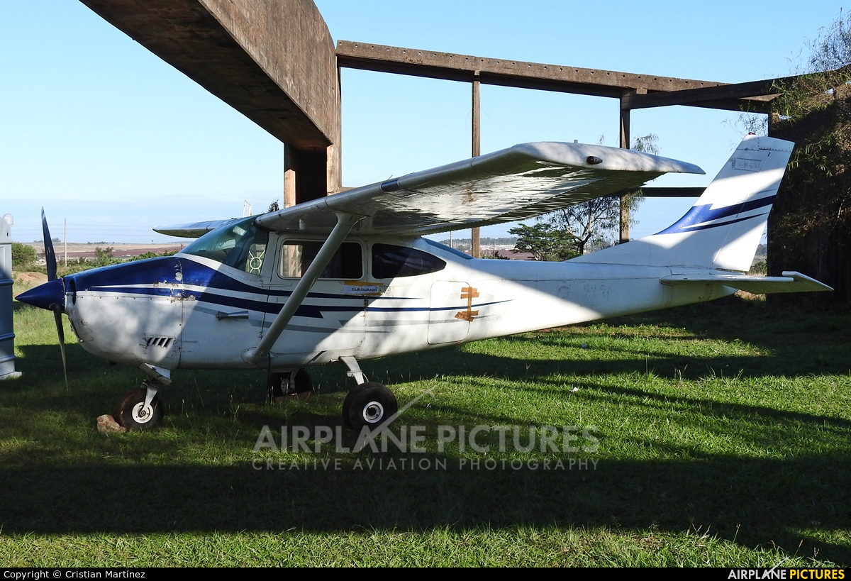 Argentina - Gendarmeria GN-814 aircraft at Posadas International