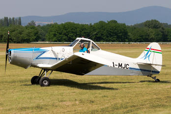 HA-MJC - Malév Aero Club Piper PA-25 Pawnee