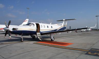 EC-JFO - Private Pilatus PC-12