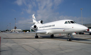 EC-HOB - Private Dassault Falcon 900 series