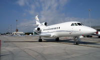 EC-HOB - Private Dassault Falcon 900 series aircraft
