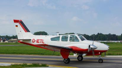 D-IETL - Private Beechcraft 55 Baron