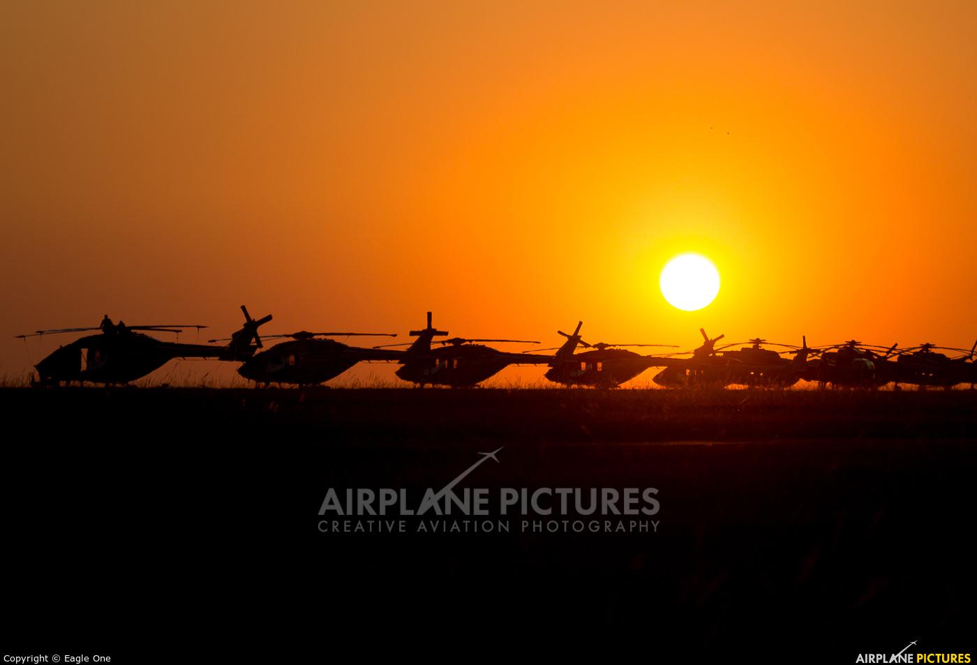India - Air Force - aircraft at Yelahanka AFB