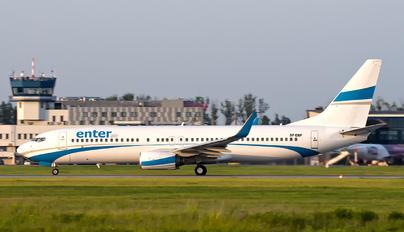 SP-ENP - Enter Air Boeing 737-800