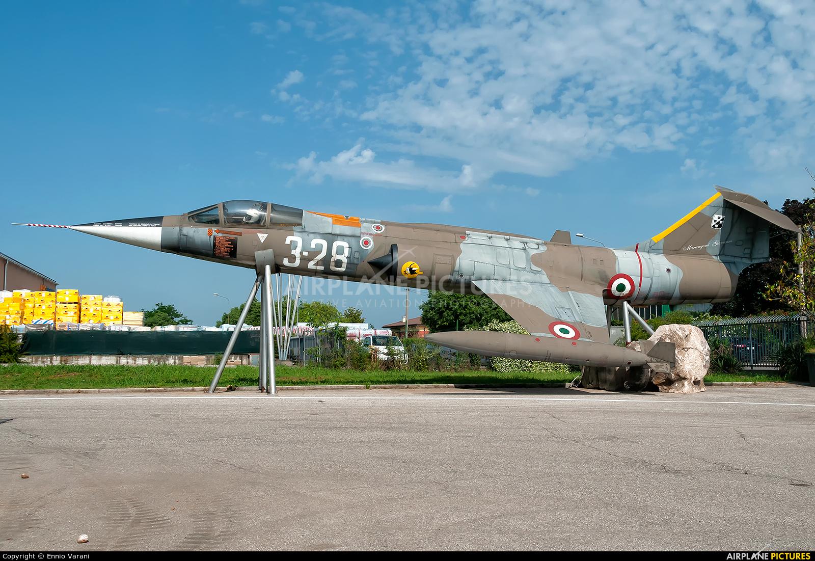 Italy - Air Force MM6768 aircraft at Off Airport - Italy