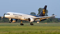 N428UP - UPS - United Parcel Service Boeing 757-200F aircraft