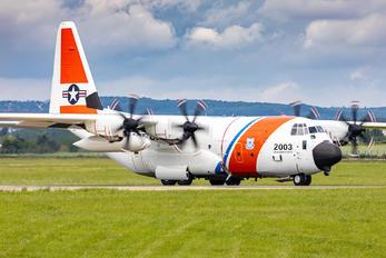 2003 - USA - Coast Guard Lockheed HC-130H Hercules