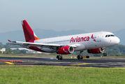 N491TA - Avianca Airbus A320 aircraft
