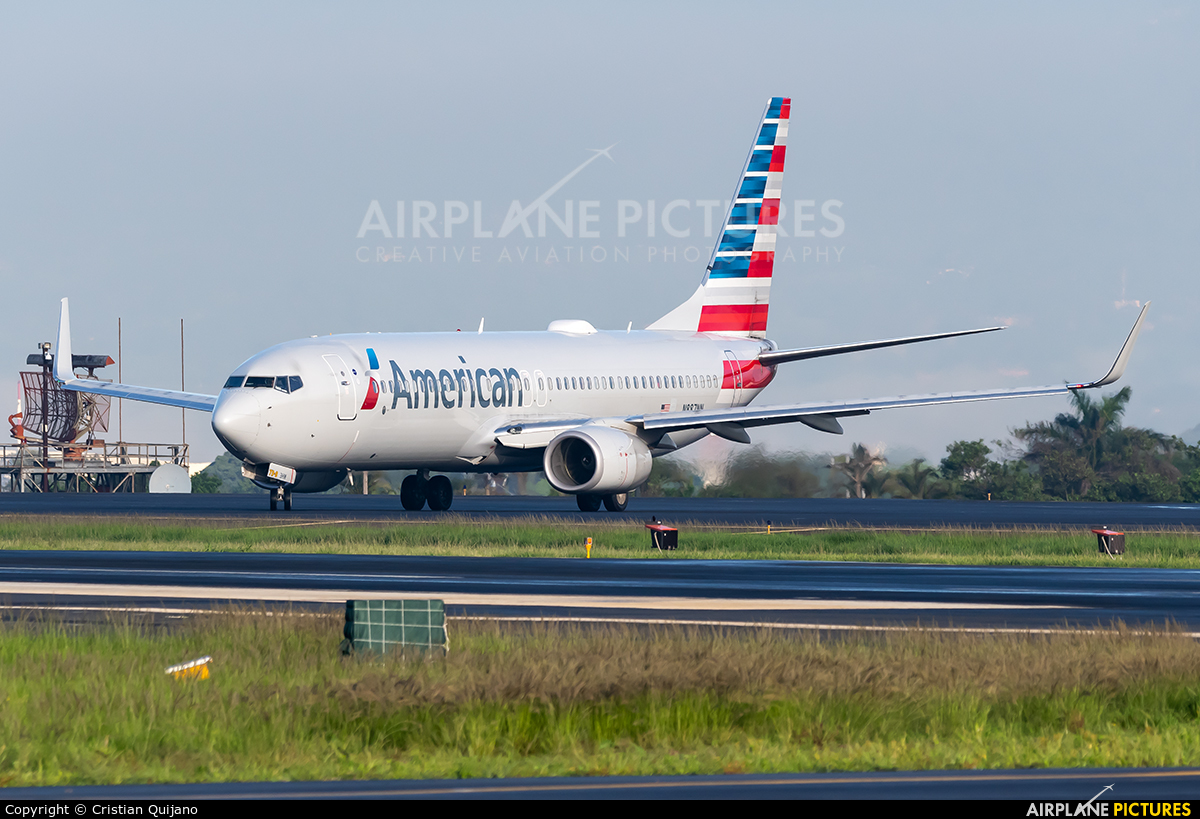 American Airlines N887NN aircraft at San Jose - Juan Santamaría Intl