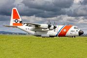 01-2003 - USA - Coast Guard Lockheed HC-130J Hercules aircraft
